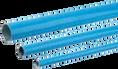 Transair Aluminum Pipe - Blue