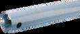 Transair Aluminum Pipe - Grey 63(mm)