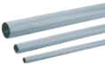 Transair Aluminum Pipe - Grey