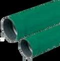 Transair Aluminum Pipe - Green 76/100(mm)
