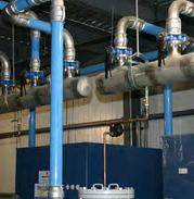 Transair Piping System for Air, Vacuum, Inert Gas
