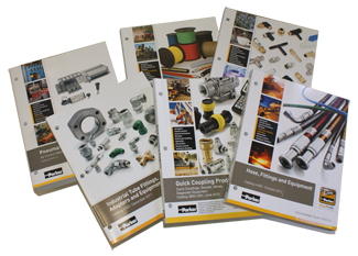 Free hydraulic & pneumatic catalogs