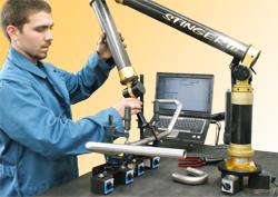tube-assembly-quality-check-romer-arm