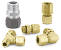 Parker Ferulok Fittings