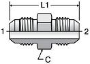 Parker HTX - JIC Union Straights