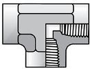 Female Pipe Tee