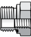BSPP Reducing Adapter Expander