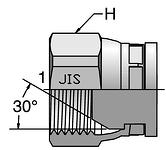 Parker JIS Caps