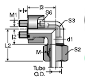 Parker WFS SAE Flange Connection