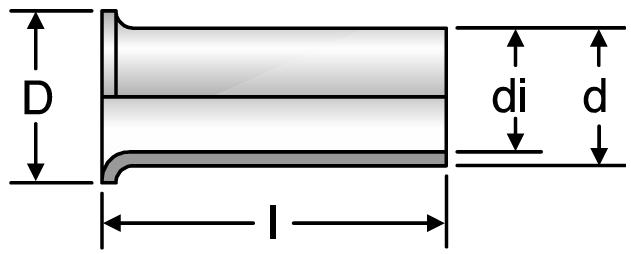 Parker E - EO Tube Inserts