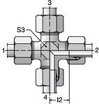 Parker K - EO Union Crosss