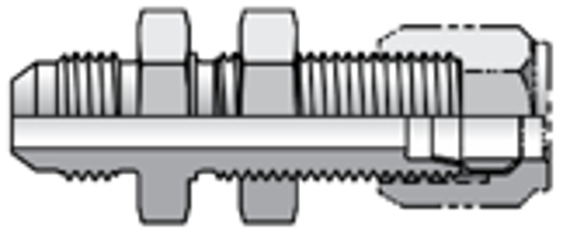 Bulkhead Union Adapter