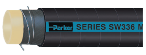Parker SW336 Series Suction and Vacuum Hose