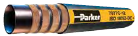 Parker 797TC Compact Spiral Tough Cover Hydraulic Hose