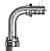 82-Series Female JIC 37˚ - Swivel - 90˚ Elbow - Long Drop
