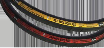 Parker constant working pressure hoses