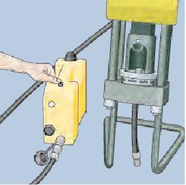 Crimp hose assembly