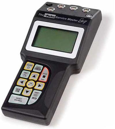 SensoControl Service Master Easy Digital Meter