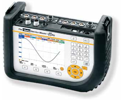 SensoControl Service Master Plus Digital Meter