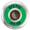 Senso Control Analog Pressure Transducer 870 PSI