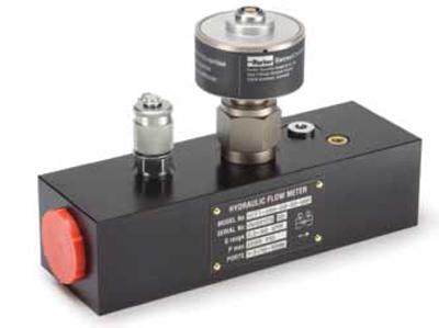 SensoControl Analog Flow Meter