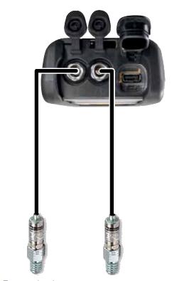 Parker SCM-155-0-02 Analog