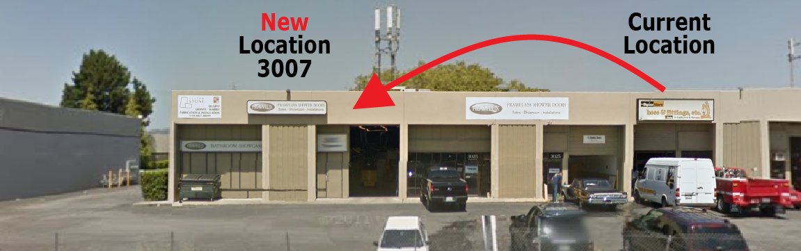 Motion & Flow Control Products, Inc. ParkerStore in San Leandro, CA is moving
