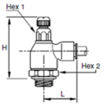 FC705 Dimensional Diagram