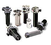 Filtration Products for Mobile & Industrial Applications