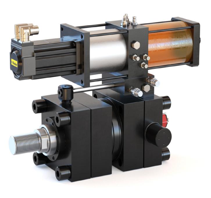 Parker HAS-500 Linear Actuator