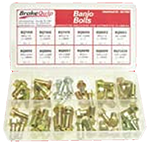 BrakeQuip Banjo Bolts Kit
