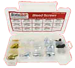 BrakeQuip Bleed Screws Kit