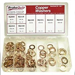 BrakeQuip Copper Washers Kit