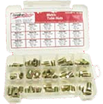 BrakeQuip Metric Tube Nuts Kit