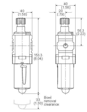 mini-lubricator-dimensions