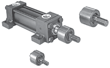 Parker Linear Alignment Couplers