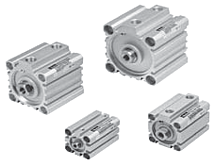 Compact Pneumatic Cylinder Economy