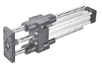 Guided Pneumatic Cylinders P5E