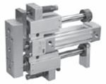 Guided Pneumatic Cylinders P5L
