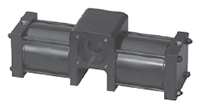 Parker HP Rotary Actuator