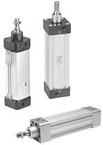 Parker P1D Series ISO Cylinders