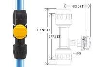 transair SCOUT pressure sensor