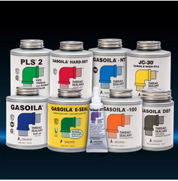 Image of Pipe Thread Sealants - Gasoila