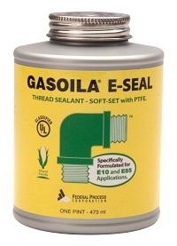 Gasoila E-Seal Gas Pipe Thread Sealant for Ethanol Blended Gasoline