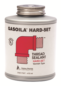 Image of Hard SetThread Sealant Red Varnish - Gasoila