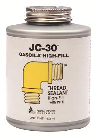 High Fill Pipe Thread Sealant with PTFE - Gasoila