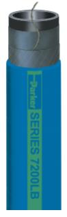 Large Bore Hydrocarbon Drain Hose 7200LB