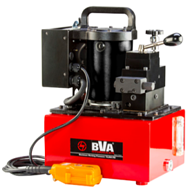 BVA PU55PCV025B Electric Pump with Pressure Compensating Valv