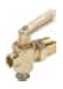 DC601 Ground Plug Shutoff Valve