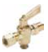 V304C-V304CA Ground Plug Shutoff Valve